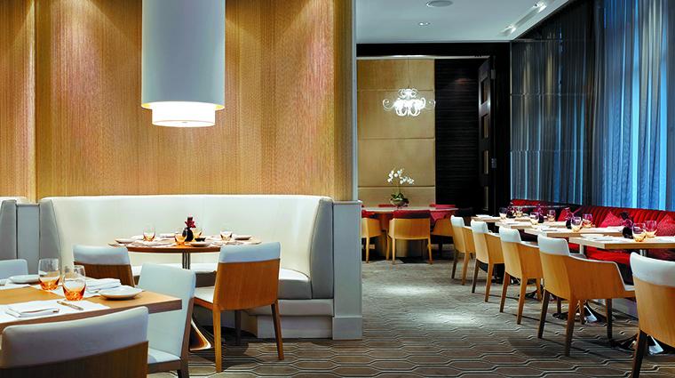 Property ShangriLaHotelVancouver Hotel Dining MARKETByJeanGeorgesDiningRoom ShangriLaInternationalHotelManagementLtd