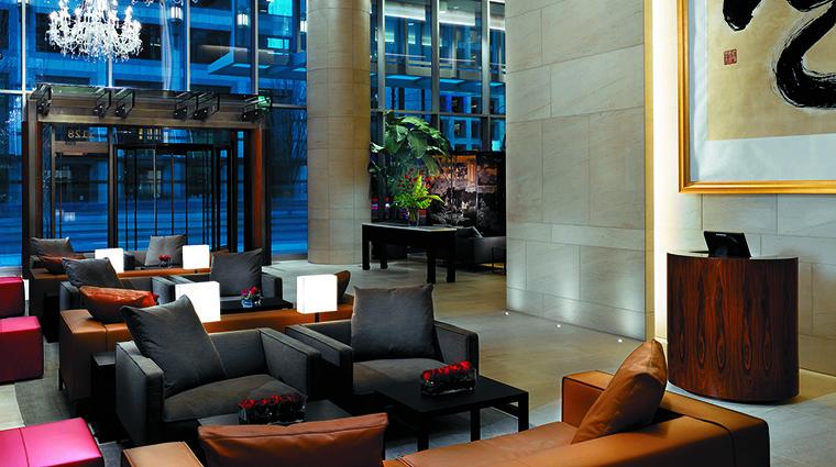 Property ShangriLaHotelVancouver Hotel PublicSpaces Lobby ShangriLaInternationalHotelManagementLtd