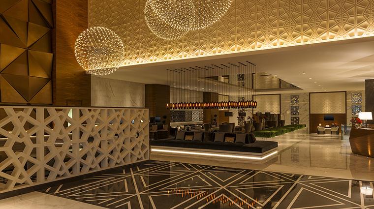 Property SheratonGrandDubai Hotel PublicSpaces Lobby MarriottInternationalInc
