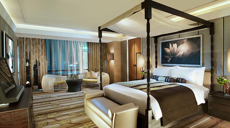 Property SiamKempinskiHotel Hotel GuestroomSuite RoyalSuiteBedroom KempinskiHotels