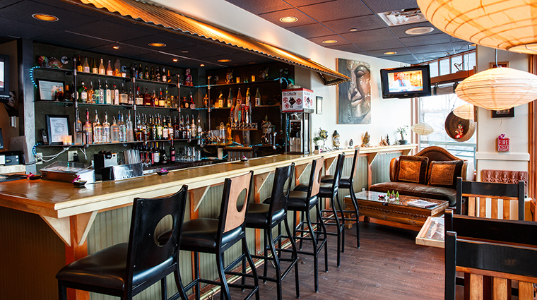 Property SiamsTalayGrille Restaurant Dining InteriorBarArea InnatLostCreekTelluride