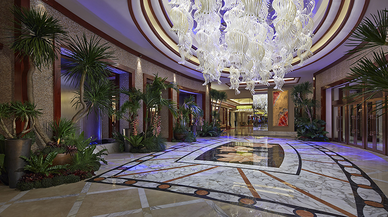 Property SkyToweratSolaireManila Hotel PublicSpaces Lobby SolaireResort&Casino