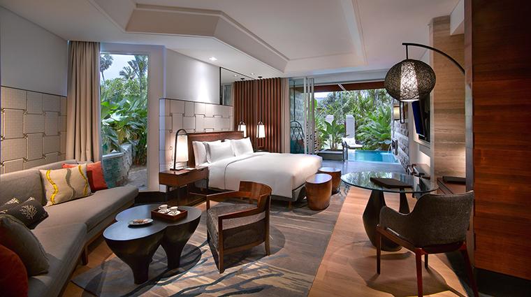 Property SofitelBaliNusaDuaBeachResort Hotel GuestroomSuite LuxuryRoomwithPlungePool SofitelLuxuryHotels