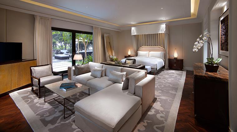 Property SofitelBaliNusaDuaBeachResort Hotel GuestroomSuite PresidentialVillaMasterBedroom SofitelLuxuryHotels