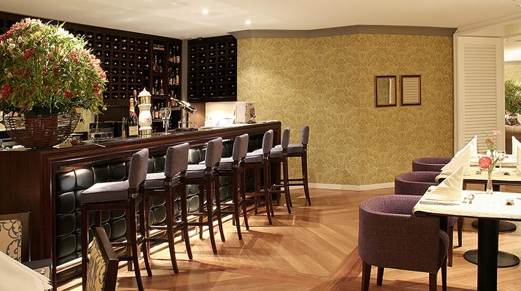 Property SofitelBogotaVictoriaRegia Hotel BarLounge BasilicLobbyBar Sofitel