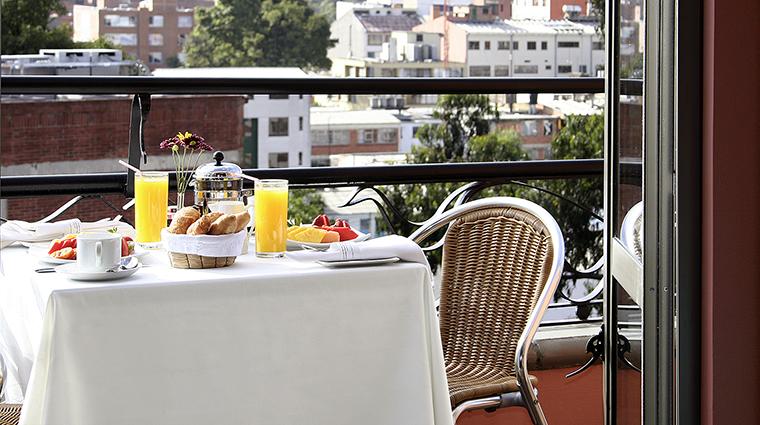 Property SofitelBogotaVictoriaRegia Hotel Dining Breakfast Sofitel