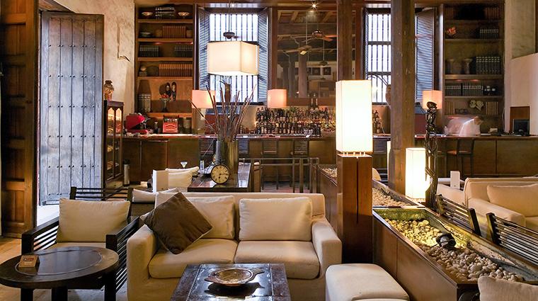Property SofitelLegendSantaClaraCartagena Hotel BarLounge ElCoroLoungeBar Sofitel