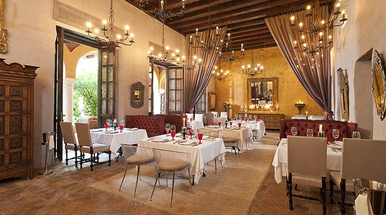Property SofitelLegendSantaClaraCartagena Hotel Dining Restaurante1621 Sofitel
