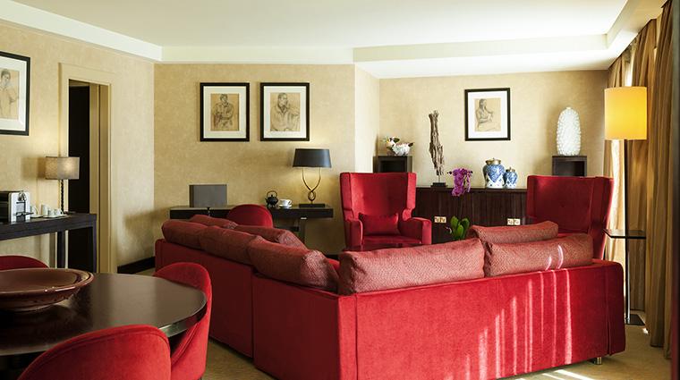 Property SofitelLisbonLiberdade Hotel GuestroomSuite SuiteLivingRoom Sofitel
