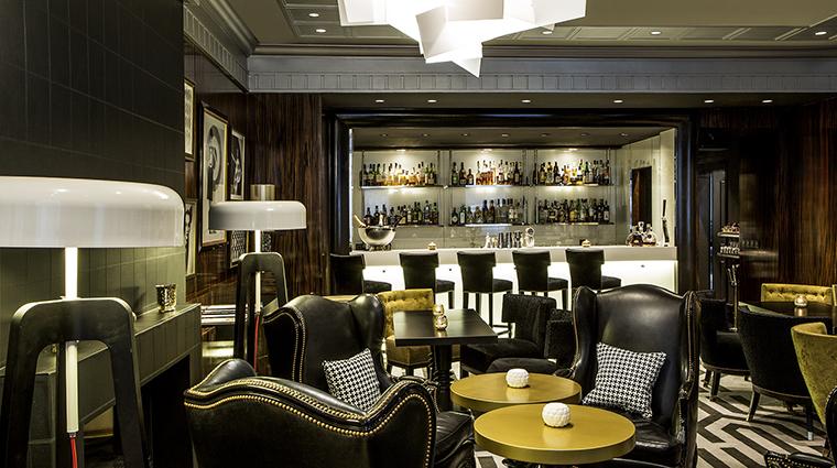 Property SofitelParisLeFaubourg Hotel BarLounge BarduFaubourg Sofitel