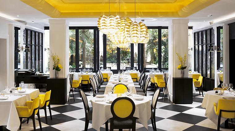 Property SofitelParisLeFaubourg Hotel Dining StayFaubourg Sofitel