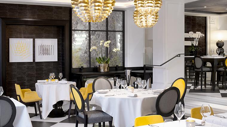 Property SofitelParisLeFaubourg Hotel Dining StayFaubourg2 Sofitel