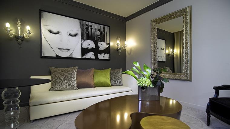 Property SofitelParisLeFaubourg Hotel GuestroomSuite CollectionSuite Sofitel