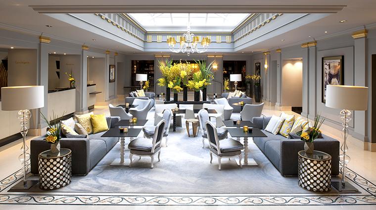 Property SofitelParisLeFaubourg Hotel PublicSpaces Lobby Sofitel