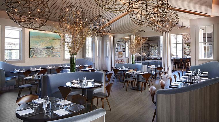 Property SolageCalistoga Hotel Dining SolbarInterior SolageCalistoga
