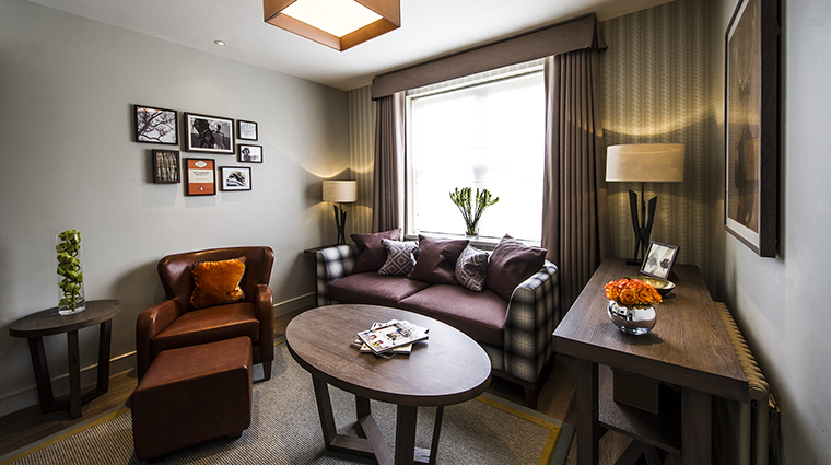 Property SopwellHouse Hotel GuestroomSuite MagnoliaOneBedroomSuite SopwellHouseHotel