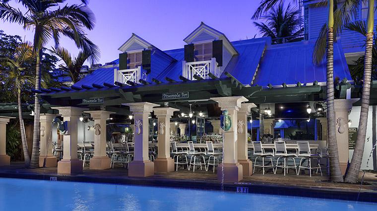 Property SouthernmostBeachResort Hotel BarLounge PineappleBar SouthernmostBeachResort