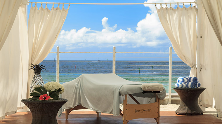Property SouthernmostBeachResort Hotel Spa OutdoorTreatmentArea SouthernmostBeachResort
