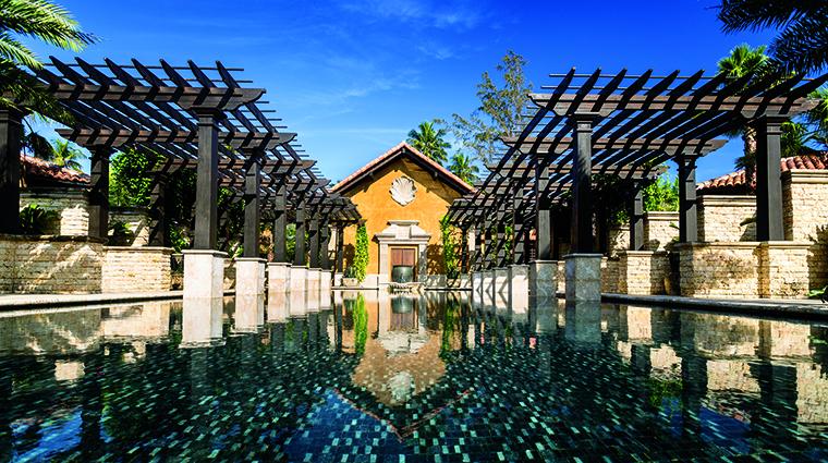Property SpaBotanico Spa Spa ReflexologyPool CreditTheRitzCarltonHotelCompany