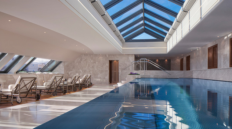Property SpaMontBlanc Spa SwimmingPool FourSeasonsHotelsLimited