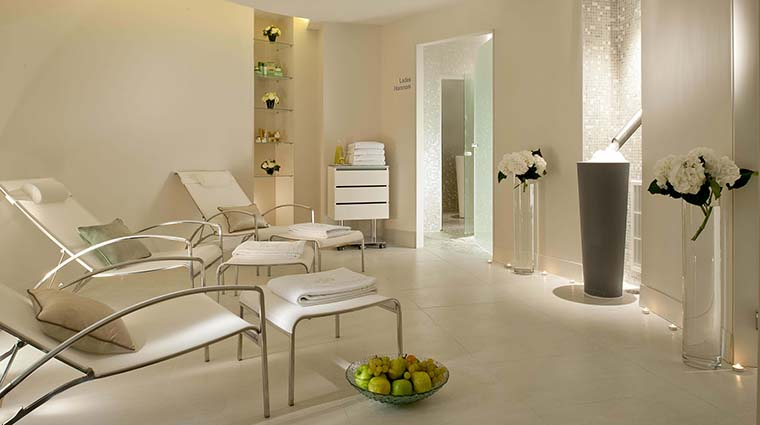 Property SpaValmontatLeMeurice Spa TenteRoom DorchesterCollection