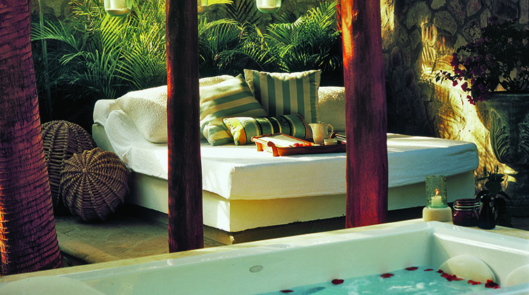 Property SpaatOne&OnlyPalmilla Spa SpaVillaDayBed&SoakTub One&OnlyResorts