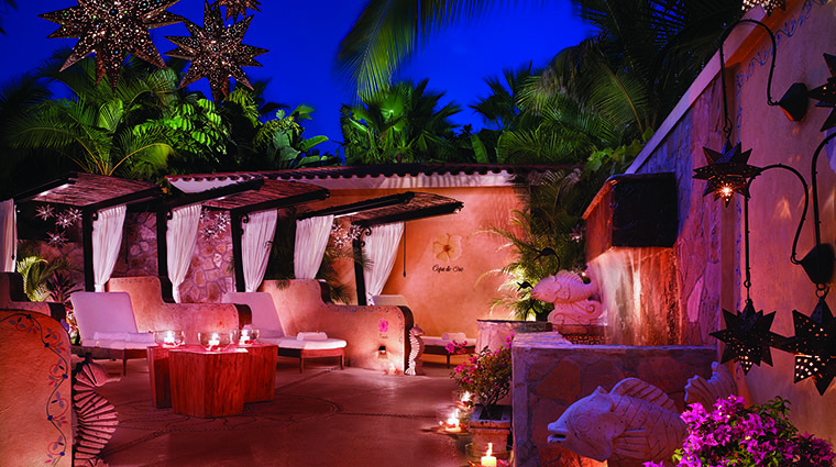 Property SpaatOne&OnlyPalmilla Spa Star&FlowerRoom One&OnlyResorts