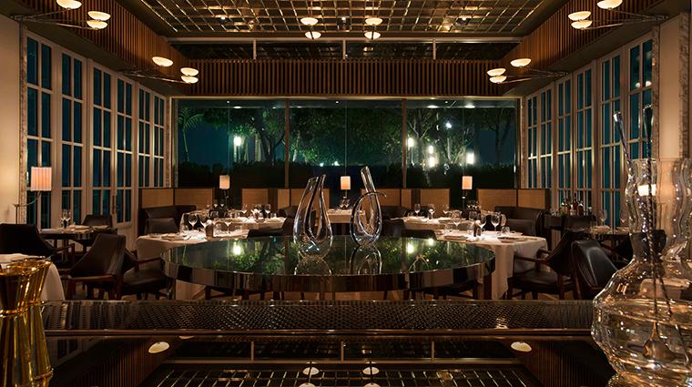 Property SpagoSingapore Restaurant Dining DiningRoom2 WolfgangPuck