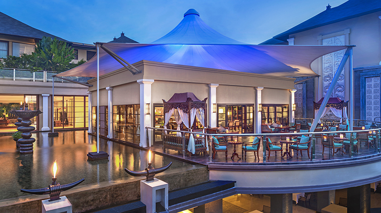 Property StRegisBali Hotel BarLounge KingColeBar StarwoodHotels&ResortsWorldwideInc