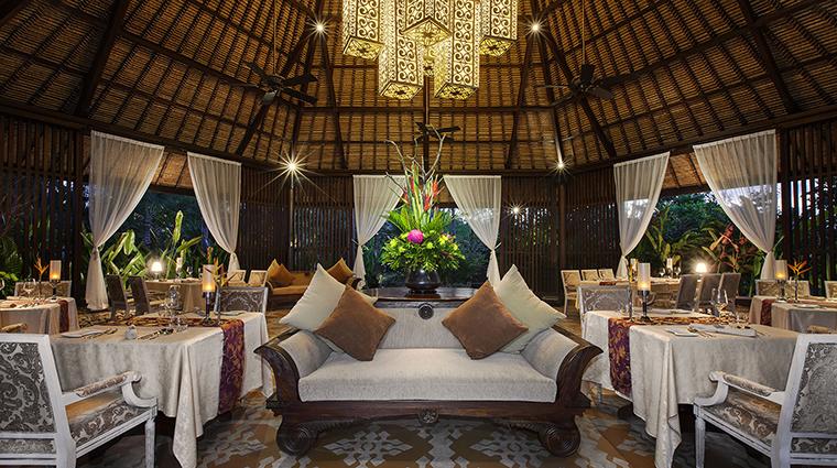 Property StRegisBali Hotel Dining DulangRestaurant StarwoodHotels&ResortsWorldwideInc
