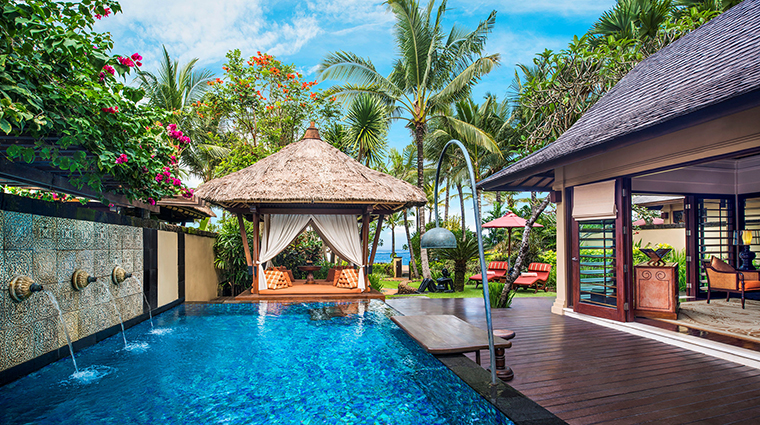 Property StRegisBali Hotel GuestroomSuite TheStrandVillaPrivatePoolandGazebo StarwoodHotels&ResortsWorldwideInc