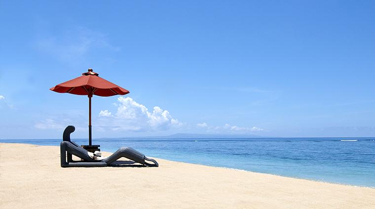 Property StRegisBali Hotel PublicSpaces Beach StarwoodHotels&ResortsWorldwideInc
