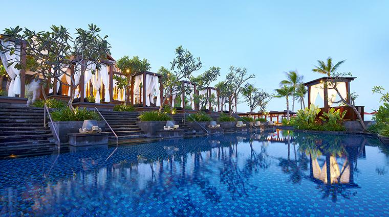 Property StRegisBali Hotel PublicSpaces MainPool StarwoodHotels&ResortsWorldwideInc