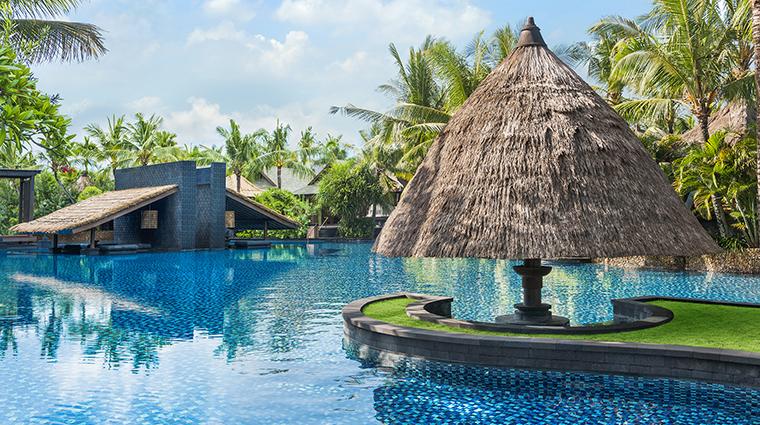 Property StRegisBali Hotel PublicSpaces SwimmableLagoonDetail StarwoodHotels&ResortsWorldwideInc