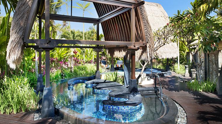 Property StRegisBali Hotel Spa RemedeSpaAquaVitaleSeaSaltBathTherapyPool StarwoodHotels&ResortsWorldwideInc