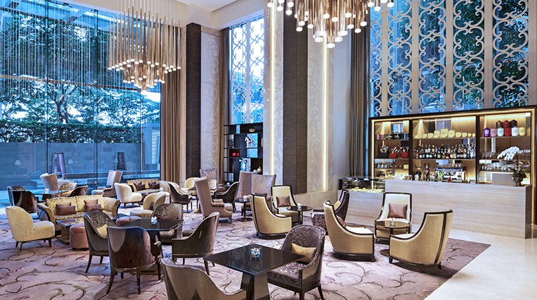 Property StRegisBangkok Hotel BarLounge TheLounge StarwoodHotels&ResortsWorldwideInc