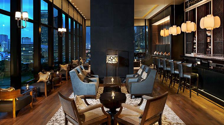 Property StRegisBangkok Hotel BarLounge TheStRegisBar StarwoodHotels&ResortsWorldwideInc