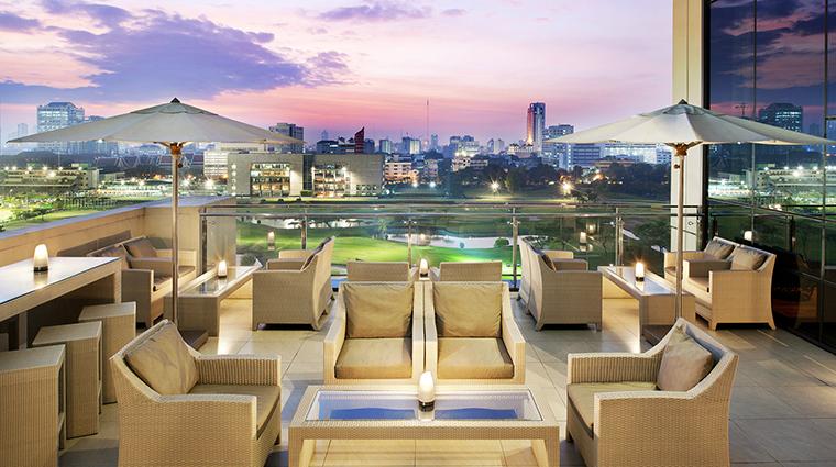 Property StRegisBangkok Hotel BarLounge TheStRegisBarSkyLounge StarwoodHotels&ResortsWorldwideInc