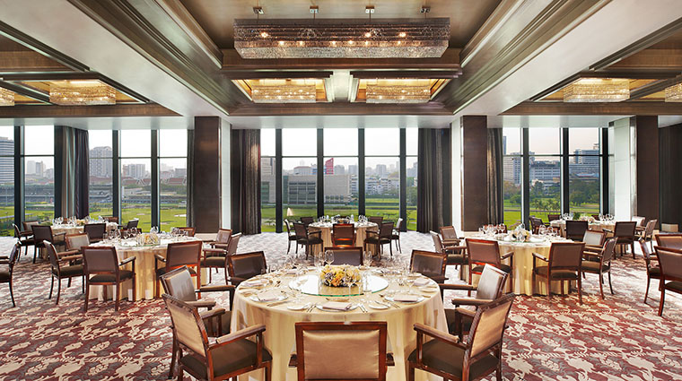 Property StRegisBangkok Hotel PublicSpaces AstorBallroom StarwoodHotels&ResortsWorldwideInc