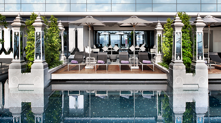 Property StRegisBangkok Hotel PublicSpaces SwimmingPool StarwoodHotels&ResortsWorldwideInc