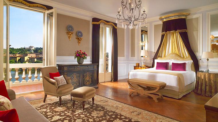 Property StRegisFlorence Hotel GuestroomSuite PresidentialSuite StarwoodHotels&ResortsWorldwideInc