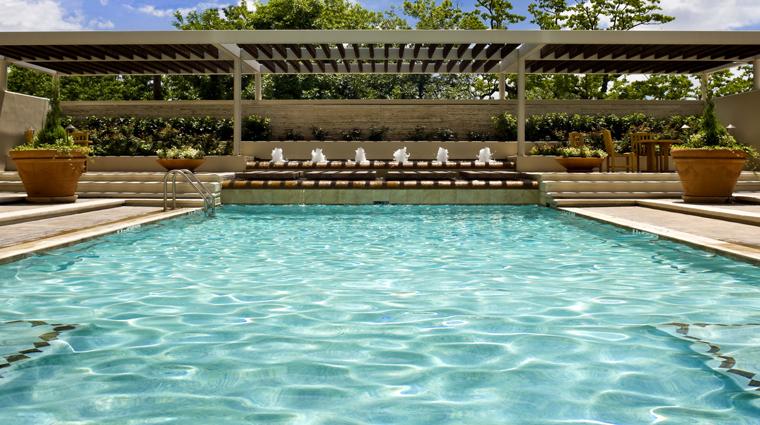 Property StRegisHouston Hotel Pool CreditStRegisHouston