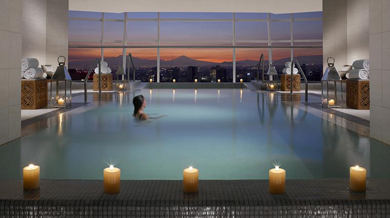 Property StRegisMexicoCity Hotel PublicSpaces SwimmingPool StarwoodHotels&ResortsWorldwideInc