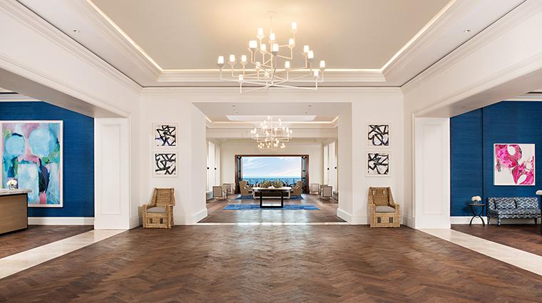 Property StRegisMonarchBeach Hotel PublicSpaces LobbyEntry StarwoodHotels&ResortsWorldwideInc