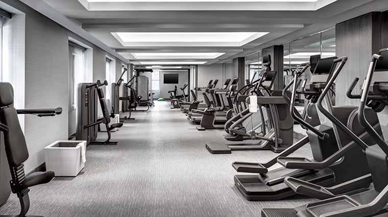 Property StRegisNewYork Hotel PublicSpaces FitnessCentre StarwoodHotels&ResortsWorldwideInc