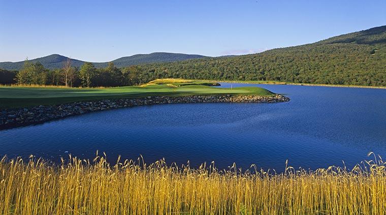 Property StoweMountainLodge Hotel Activities Golf CreditStoweMountainLodge