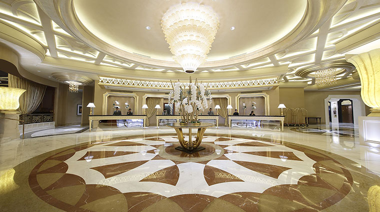 Property StudioCItyMacauHotel Hotel PublicSpaces StarTowerLobby MelcoCrownEntertainmentLimited