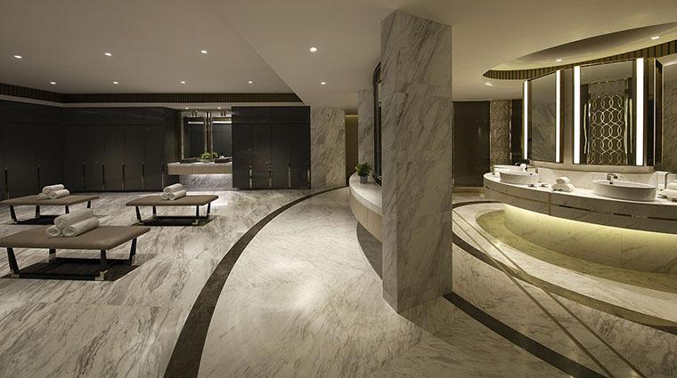 Property StudioCItyMacauHotel Hotel Spa ZensaSpaChangingRoom MelcoCrownEntertainmentLimited