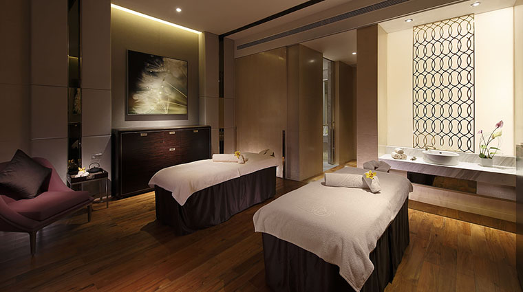 Property StudioCItyMacauHotel Hotel Spa ZensaSpaDoubleTreatmentRoom MelcoCrownEntertainmentLimited