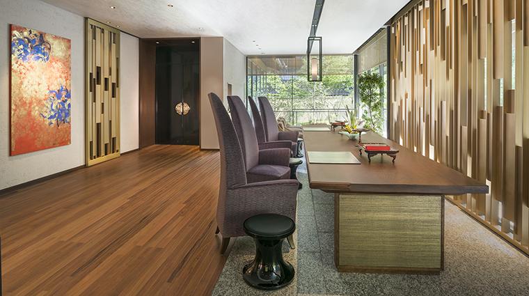 Property SuiranALuxuryCollectionHotelKyoto Hotel PublicSpaces Reception MarriottInternationalInc